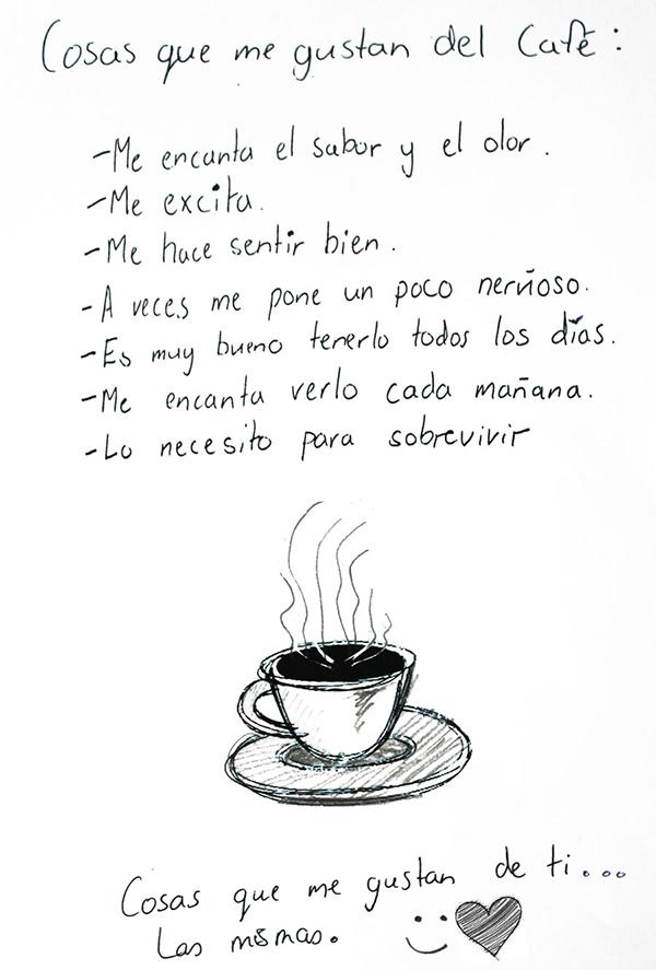 Amor Es Como Cafe Caf 233 Jaja Articulos